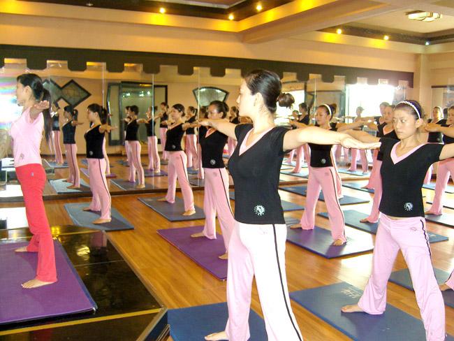 每个人都可以练习的十个瑜伽体式 瑜伽练习