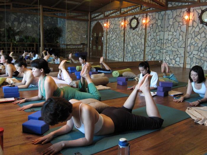 做瑜伽我们的感知究竟在体验什么呢    瑜伽动作
