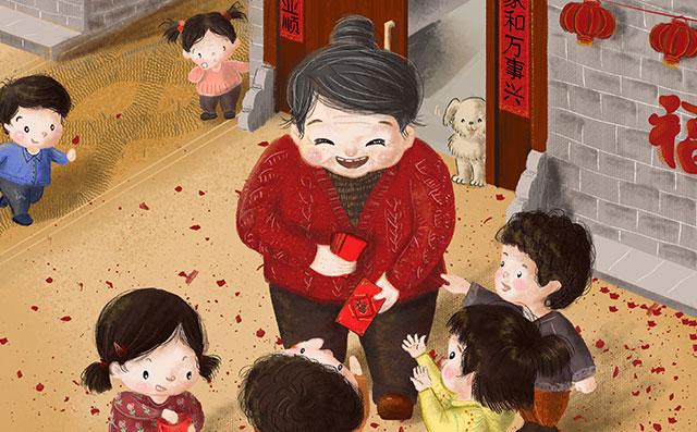 春节拜年基本礼仪
